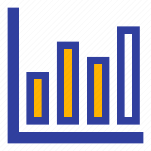 business, chart, graph, growth, report, statistics icon