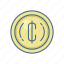 business, currency, finance, money icon