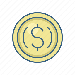 business, cash, currency, dollar, finance, peso icon