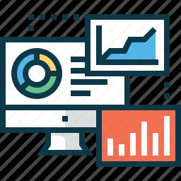analytics, business, chart, data, graph, poll icon