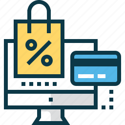 business, buy, card, commerce, ecommerce, shop, web icon
