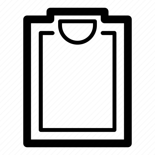 blank, document, empty, file, paper icon