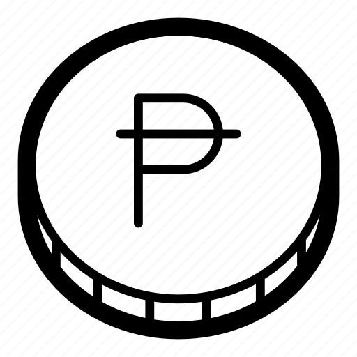 business, cash, coin, currency, finance, money, pesos icon