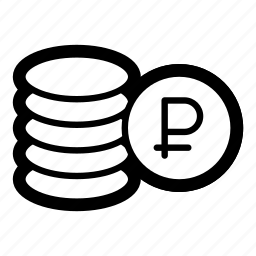 business, cash, coin, coins, currency, finance, money icon