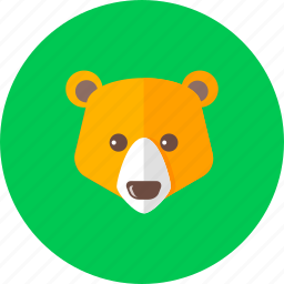bear, business, ecommerce, market, shop, shopping, store icon