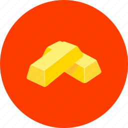 bank, currency, dollar, finance, gold, money, prize icon