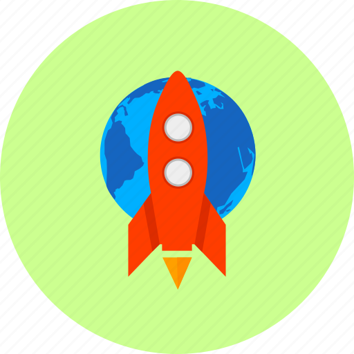 charge, charging, energy, launch, power, racket, rocket icon