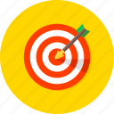 achievement, business, finance, financial, goal, success, target icon