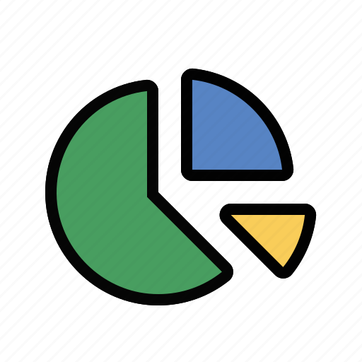 budget, diagram, distribution, pie chart, report, sales icon