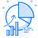 analysis, business, chart, graph, pie, report, statistics icon