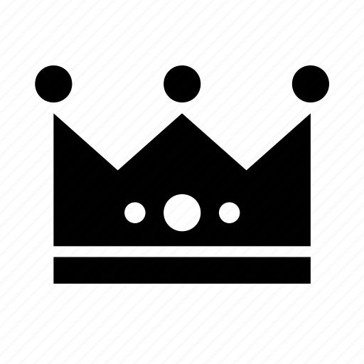bank, business, crown, finance, king, money, queen icon