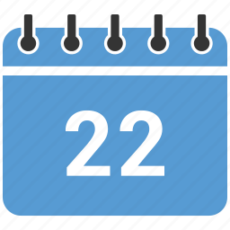 calendar, date, month, schedule icon