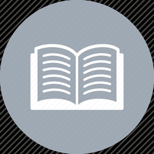 book, business, finance, trade icon