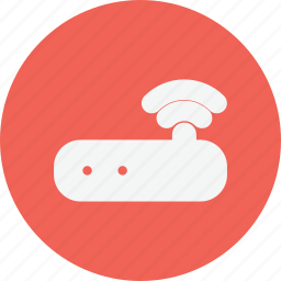 broadcasting, business, finance, wifi icon