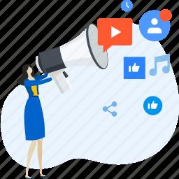 advertising, internet, marketing, media, network, networking, social