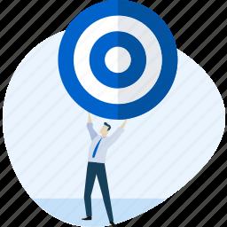 aim, busienss, goal, marketing, people, plan, target