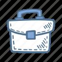 briefcase, business, finance icon