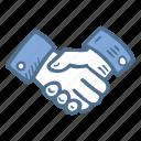 business, deal, finance, hand, shake
