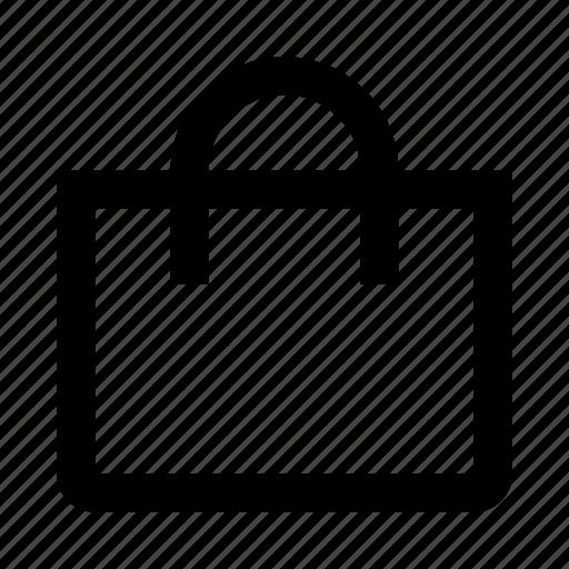 bag, briefcase, business, money, shopping icon