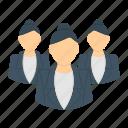 business, employee, finance, office, woman, worker icon