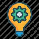 bulb, lamp, creativity, idea, ligth