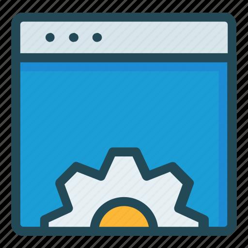 development, internet, programming, webpage, window icon