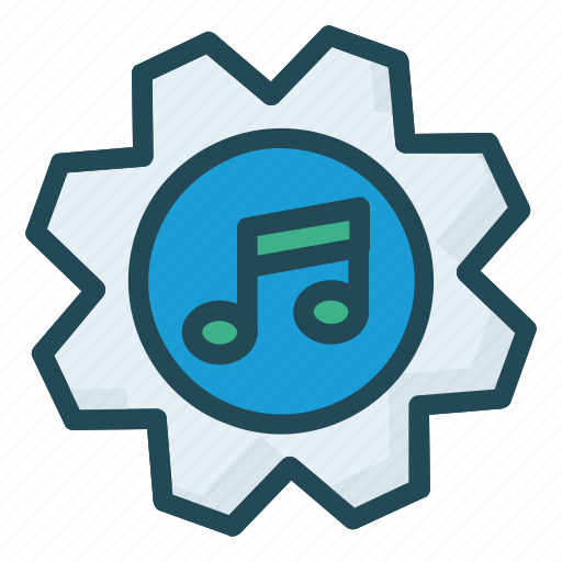 Configure, melody, music, setting, song icon - Download on Iconfinder