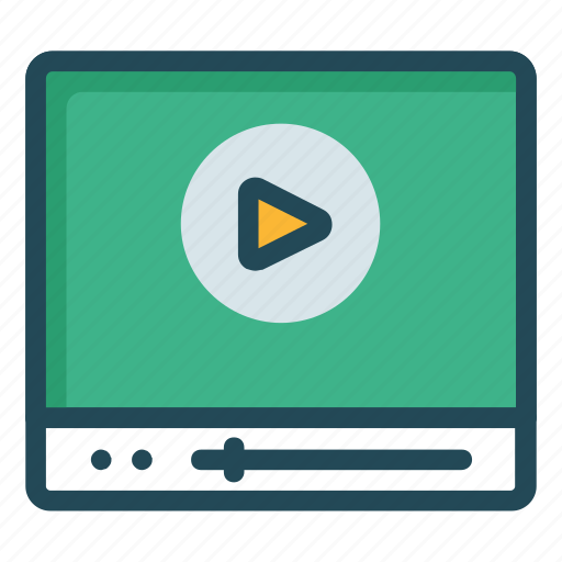 media, music, player, song, video icon