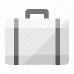 brief, business, case, portfolio, suitcase, travel icon