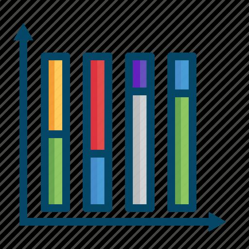analysis, analytics, bar, business, graphs, report, statistics icon