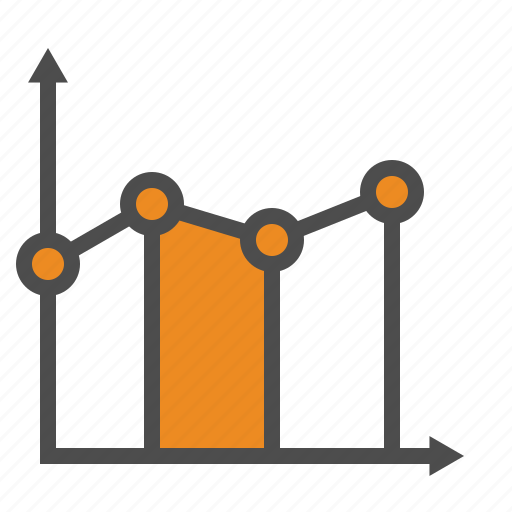 analytics, business, graphs, statistics icon