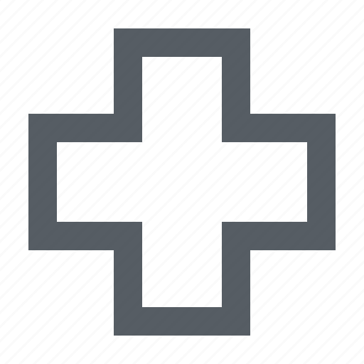 cross, healthcare, hospital, medical, medicine icon