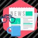 article, blog, business, media, news, tea, time