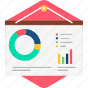 analysis, analytic, business, chart, diagram, report icon