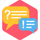 details, faq, feedback, help, info, information, question