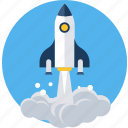business, launch, misille, space, startup icon