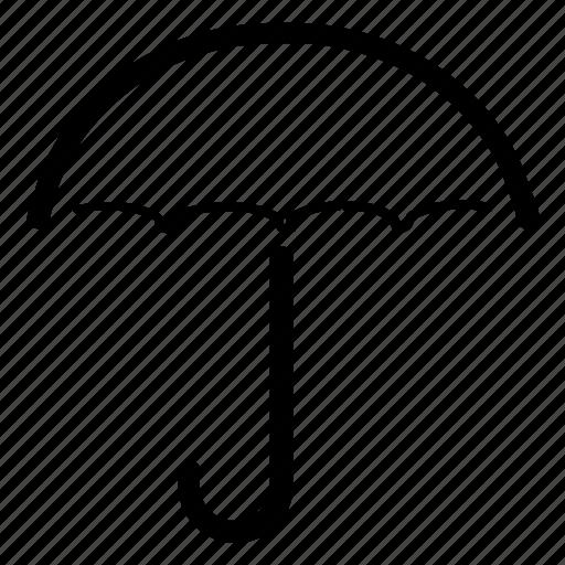 insurance, protection, safe, umbrella icon