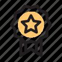 appreciation, award, business, finance, guarantee, loyalty, medal