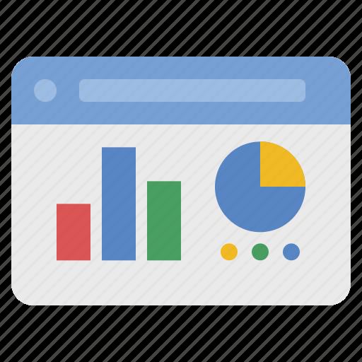 Analytics, budget, website icon - Download on Iconfinder