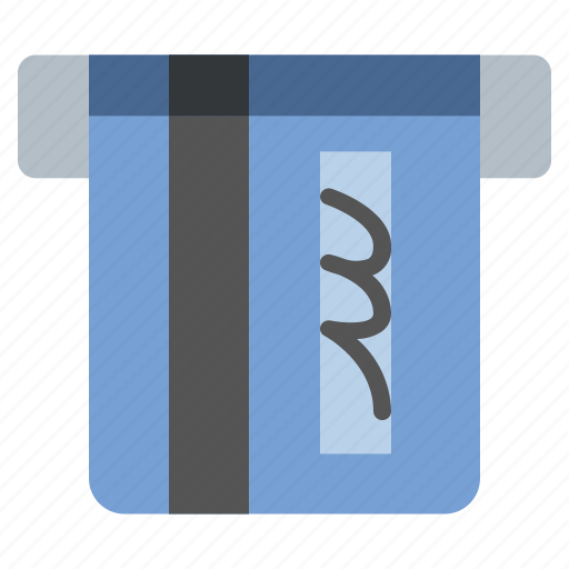 credit card, payment, reader icon