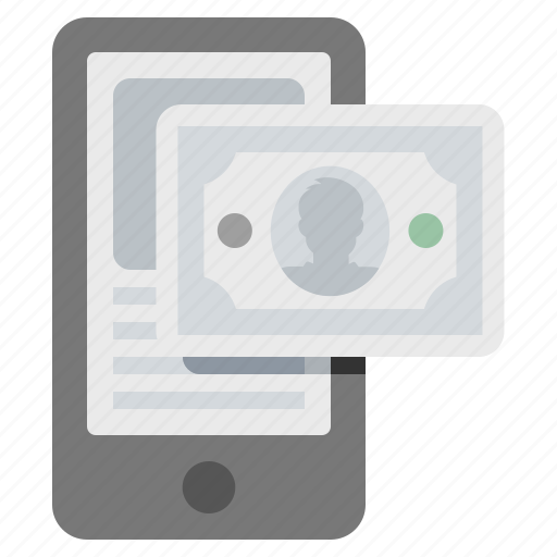 Banking, buy, cash, mobile, payment icon - Download on Iconfinder
