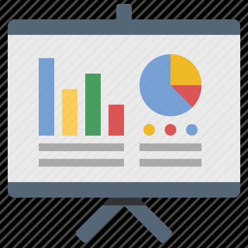 Chart, presentation, sales icon - Download on Iconfinder