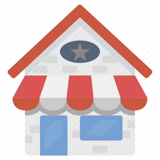 business, commerce, store icon