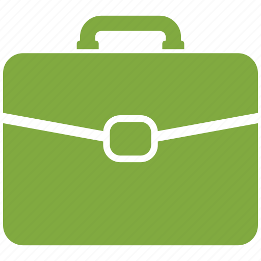 bag, briefcase, business, office icon