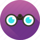 online navigation, online spy-glass, online telescope, online wsd icon icon