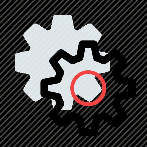cogwheel, gear, preferences, setting icon icon