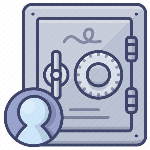 Account, bank, client, safe icon - Download on Iconfinder