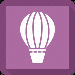 airballoon, balloon icon