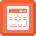 calculator, education, math, school icon