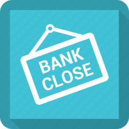 bank close icon